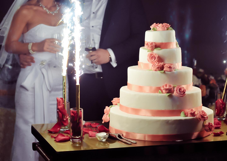 Düğün Organizasyon Malzemeleri Pasta Arabası