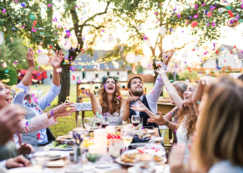 Yay burcuna göre düğün konsepti önerisi. Eğlenceli ve coşkulu bir düğünde bolca sosyallik ve sürpriz